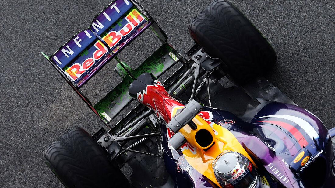 Red Bull RB9 Heckflügel