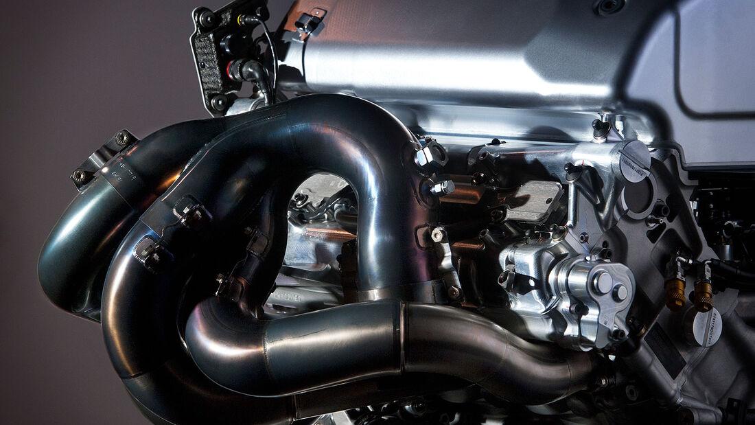 Red Bull RB9 Motorsteuerung