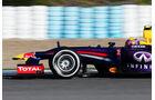 Red Bull RB9 Nase F1 Jerez 2013