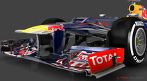 Red Bull RB9 Piola Video Screenshots 2013