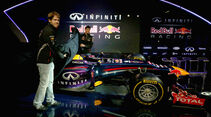 Red Bull RB9 Webber Vettel