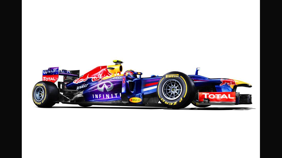 Red Bull RB9 Webber