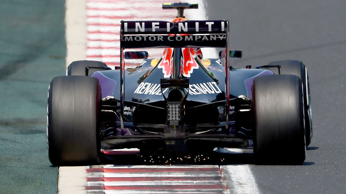 Red Bull - Renault - GP Ungarn 2015