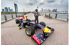 Red Bull Showrun 2012 New York Coulthard