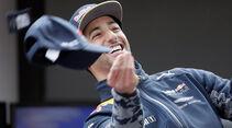 Red Bull-Showrun - Daniel Ricciardo - Houston - Formel 1 - 2017