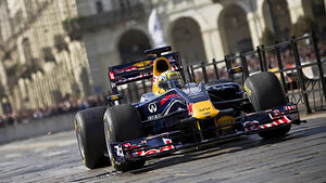 Red Bull Showrun Turin 2011