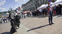 Red Bull Showrun Turin 2011