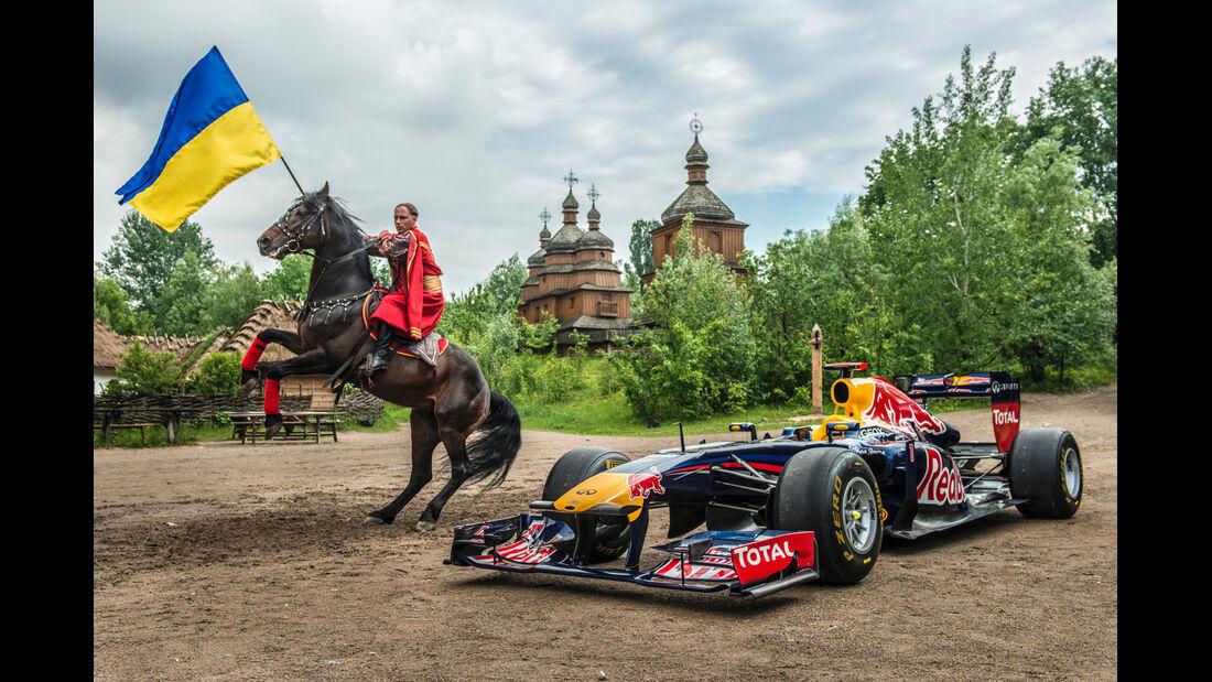 Red Bull Showrun Ukraine 2012