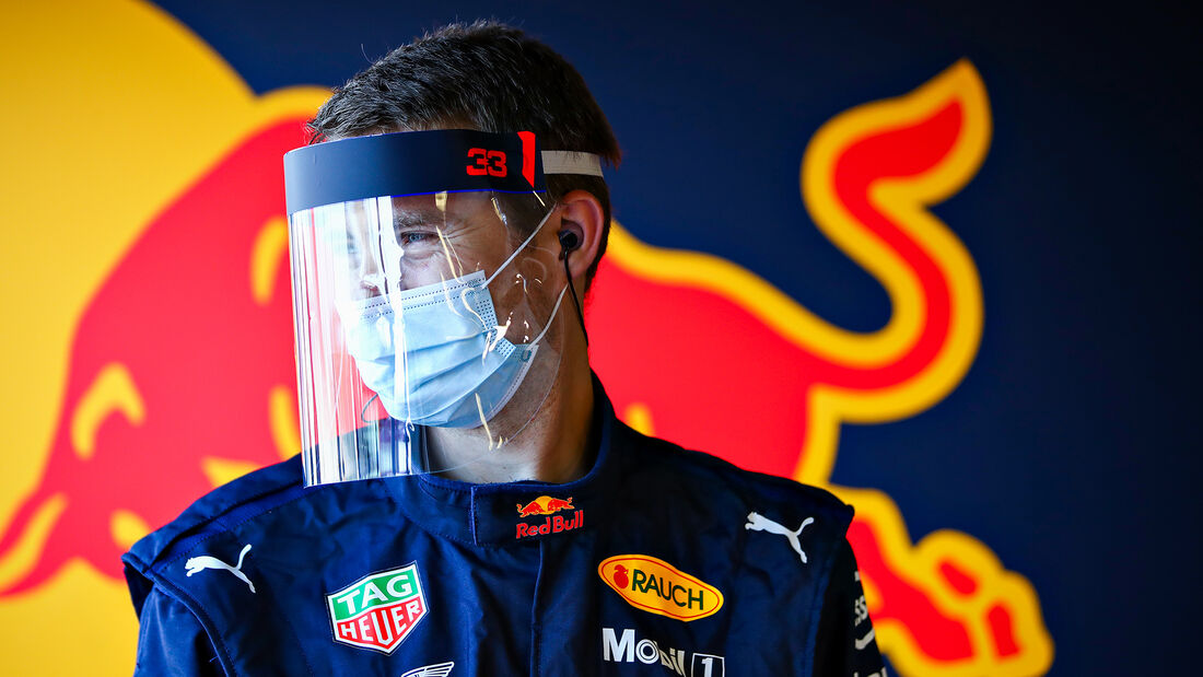 Red Bull - Silverstone - Donnerstag - 25.6.2020