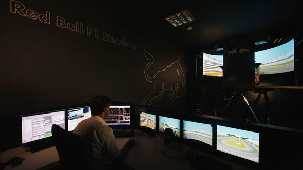 Red Bull - Simulator