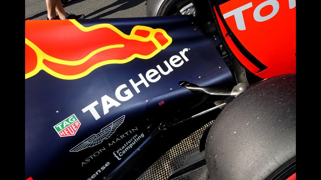Red Bull Tag Heuer - GP Australien 2016