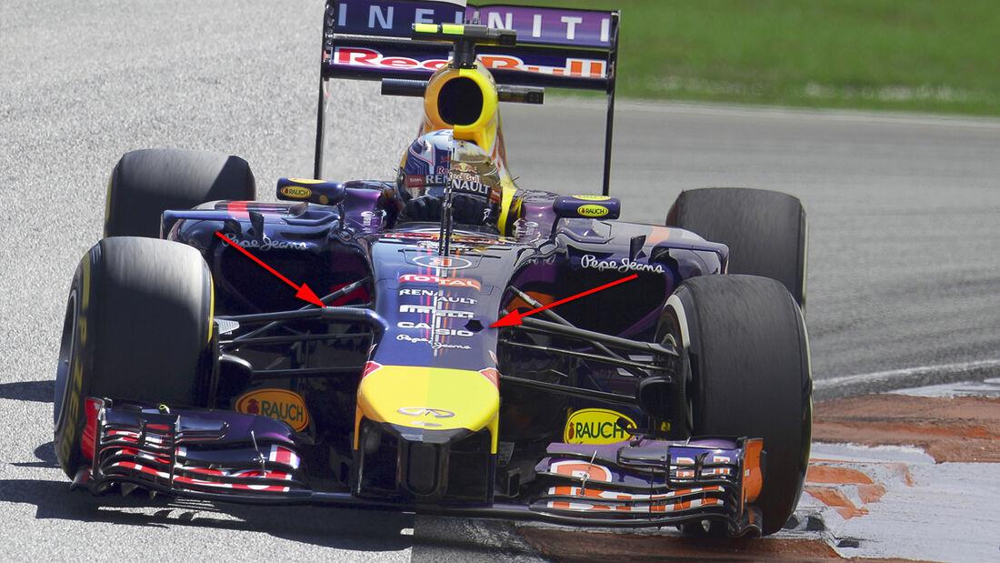 Red Bull - Technik - 2014
