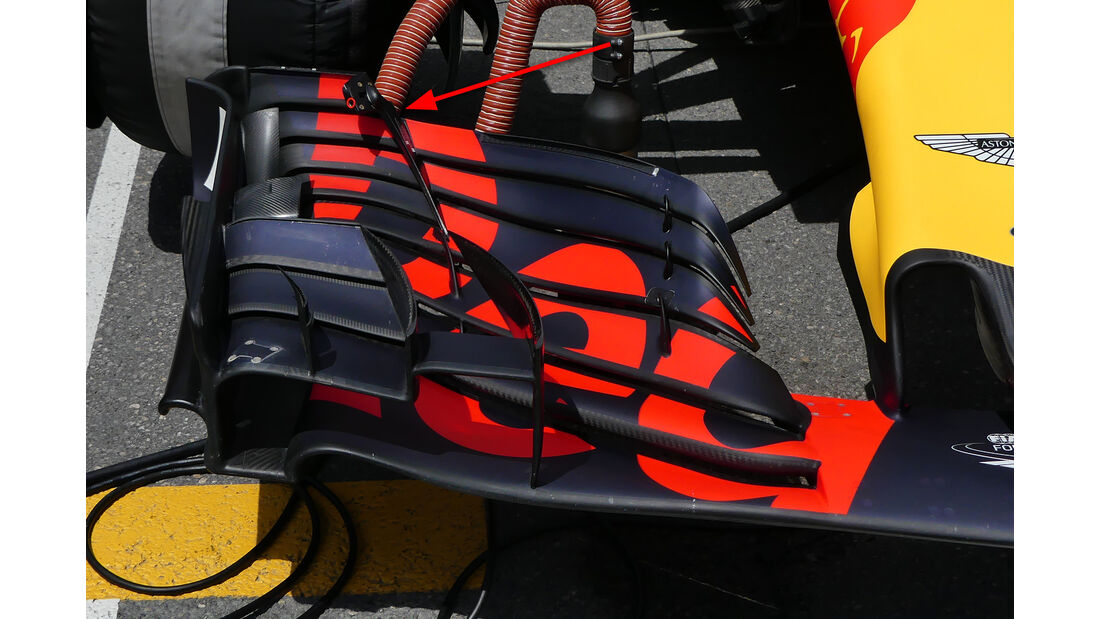 Red Bull - Technik - Formel 1 - 2018