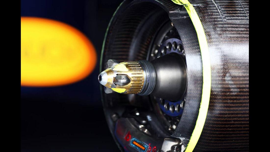 Red Bull Technik - Formel 1 - GP Bahrain - 19. April 2013