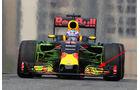 Red Bull - Technik - GP China 2016