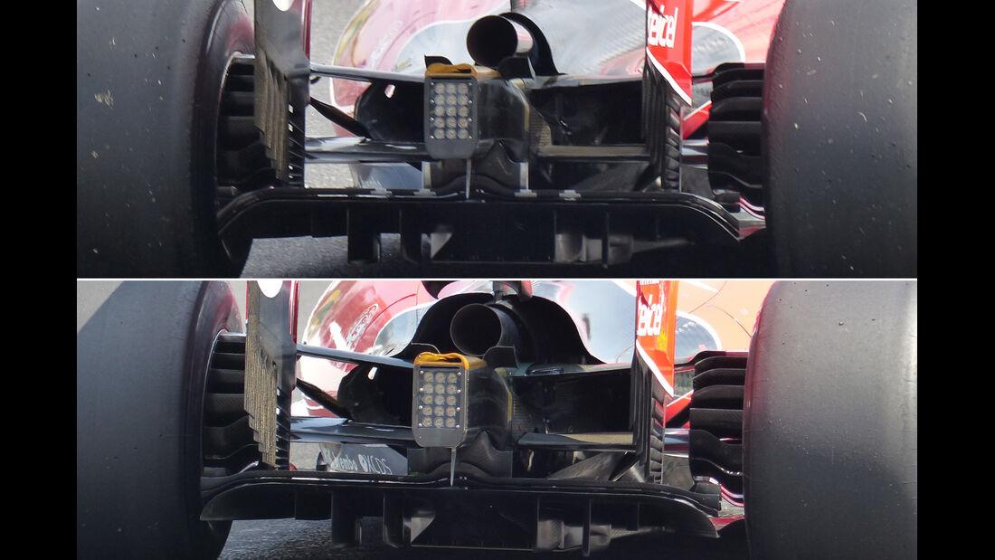 Red Bull - Technik - GP Mexiko / GP USA - 2015