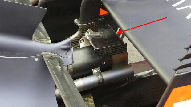 Red Bull - Technik - GP Monaco 2018