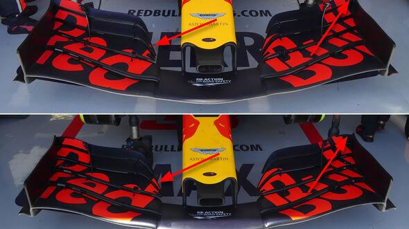 Red Bull - Technik - GP Österreich 2019