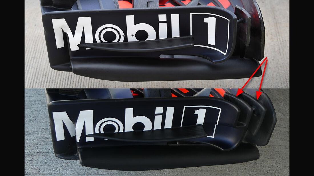 Red Bull - Technik - GP Singapur, Russland & Japan 2018