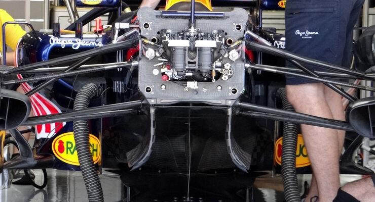Red Bull Technik GP Ungarn 2012