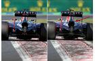 Red Bull - Technik - GP Ungarn/GP Deutschland 2014
