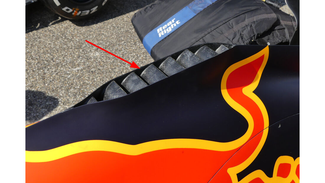 Red Bull - Technik - Juli/August 2019