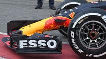 Red Bull - Technik - Nase - Formel 1 - 2017