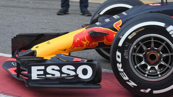 Red Bull - Technik - Nase - Formel 1 - 2017