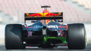 Red Bull - Test - Barcelona - 2017