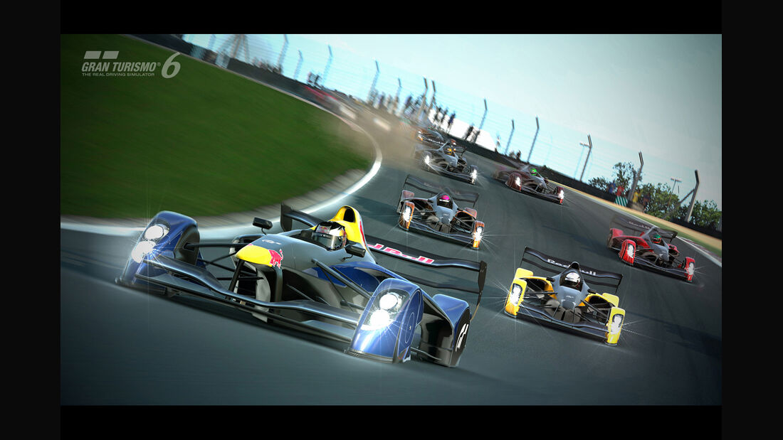 Red Bull X2014 Junior - Gran Turismo 6