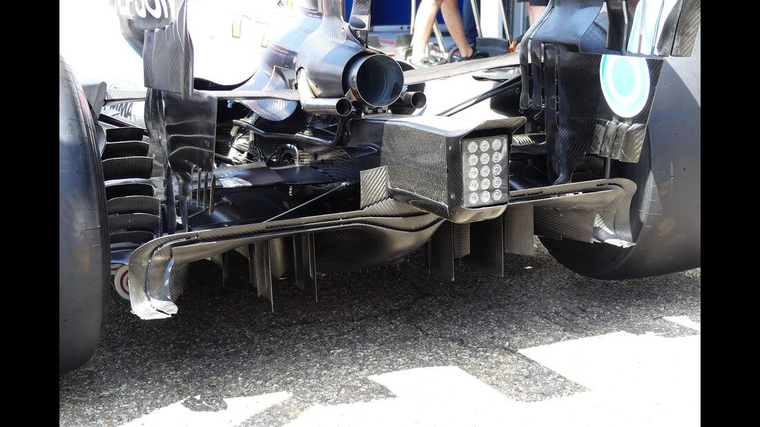 Red Bulll - GP Ungarn 2018 - Technik-Updates