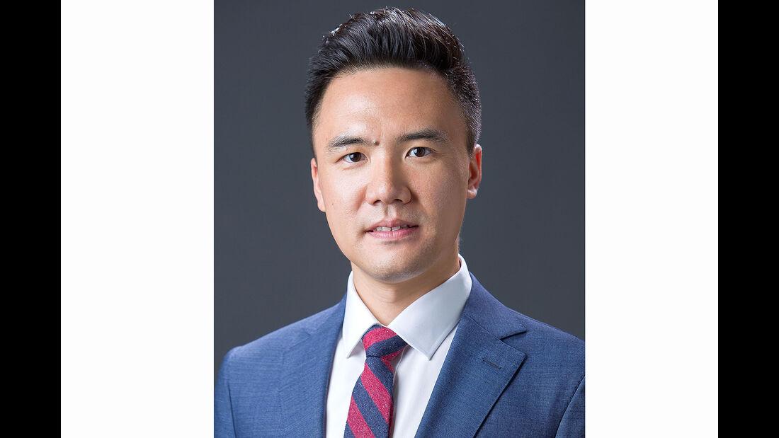 Redner ams Kongress 2018 Dr. Xing Yuan
