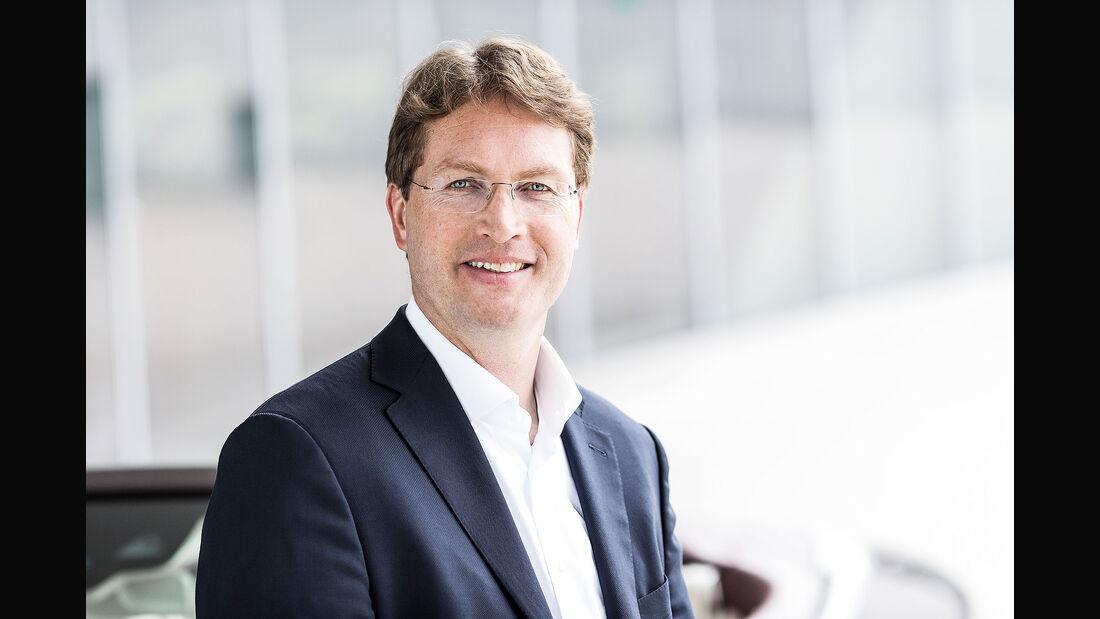 Redner ams Kongress 2018 Ola Källenius
