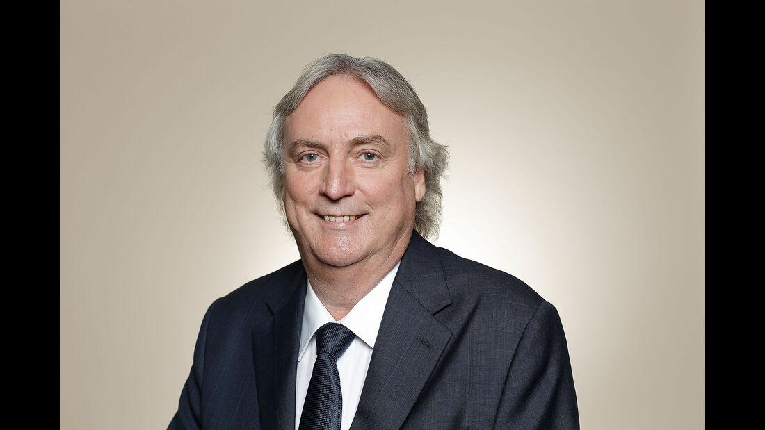 Redner ams Kongress 2018 Prof. Peter Gutzmer