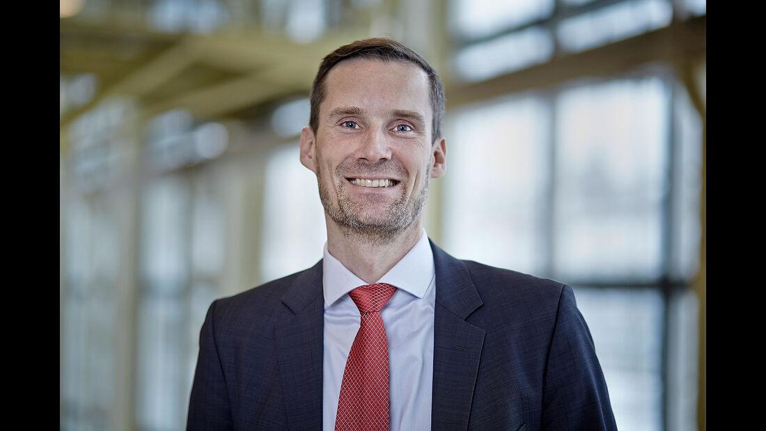 Redner ams Kongress 2018 Thomas Sauter