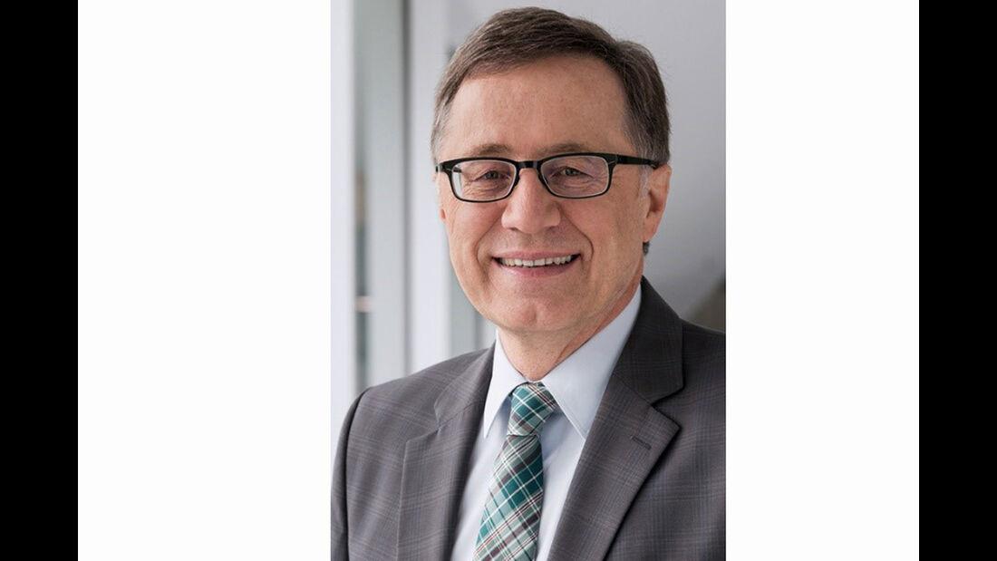 Redner ams Kongress 2018 Wilhelm Bauer