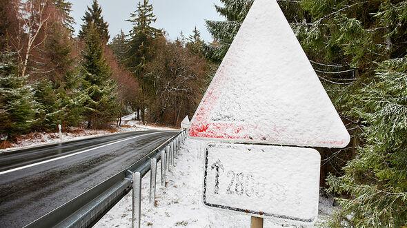 Regeln im Winter