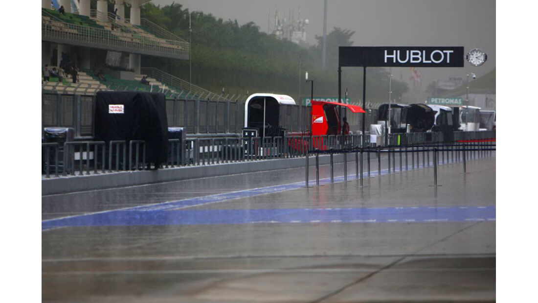 Regen - GP Malaysia 2011