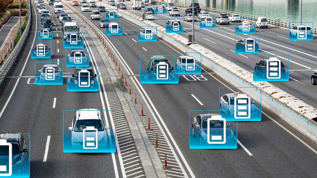 Reichweiten bei E-Autos