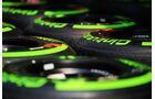 Reifen - Formel 1 - GP Indien - Delhi - 24. Oktober 2013