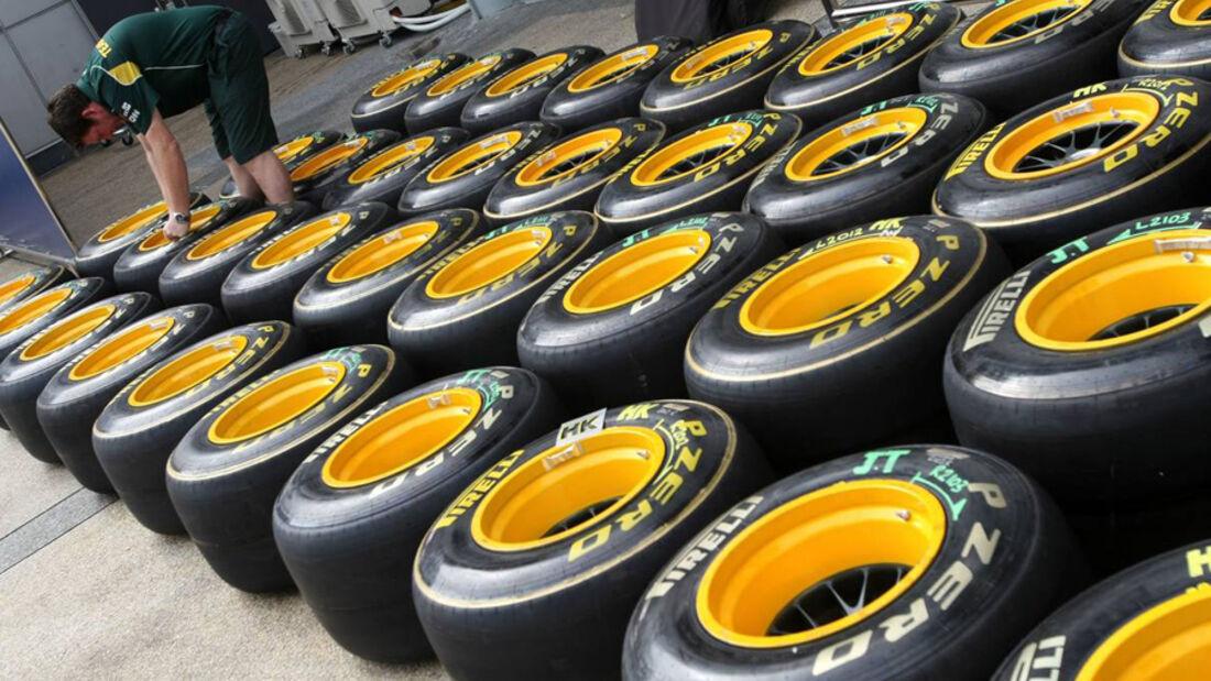 Reifen - GP Malaysia 2011