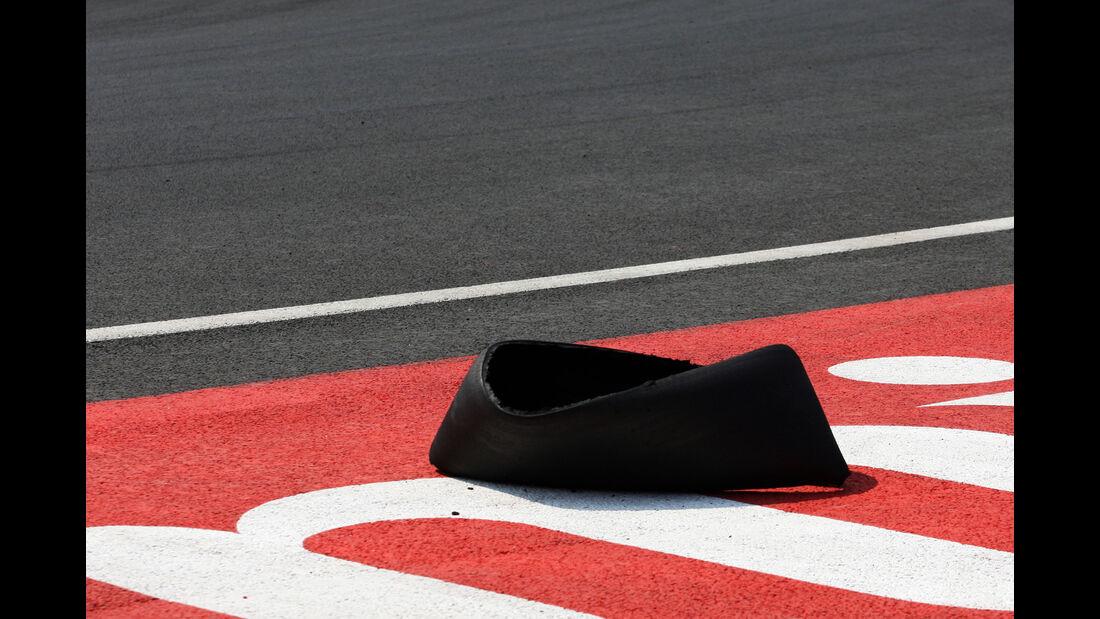 Reifen - GP Mexiko 2015