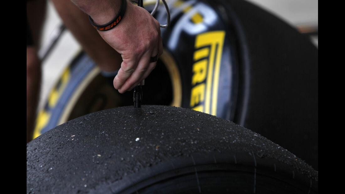 Reifen Pirelli 2011
