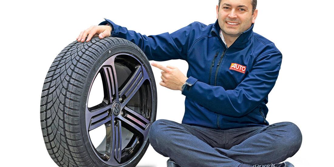 Reifen, Stefan Cerchez, Ansichtssache