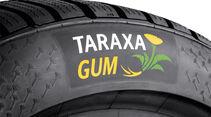 Reifen aus Löwenzahn, Taraxa, Technik, Alternative Werkstoffe