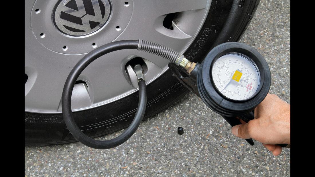 Reifenfülldruck