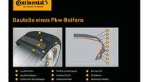 Reifentechnik, Reifenaufbau