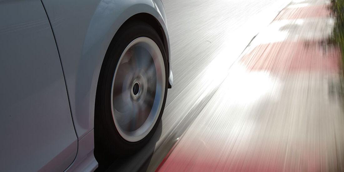 Reifentest, Audi TT RS