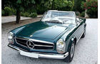 Reims 1964 Mercedes-Benz 230SL Convertible