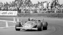 Reine Wisell - Lotus 56B - Silverstone 1971